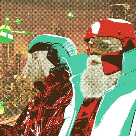 Cyberpunk Santa (cropped)
