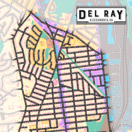 Del Ray Map (cropped)