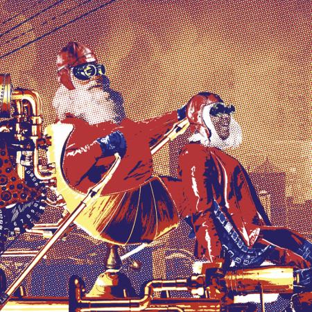 Dystopian Santa (cropped)