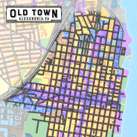 Old Town Map (cropped)